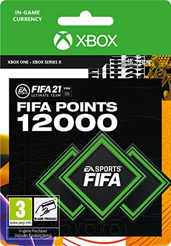 FIFA 21 Ultimate Team 12000 FIFA Points   Xbox – Download Code