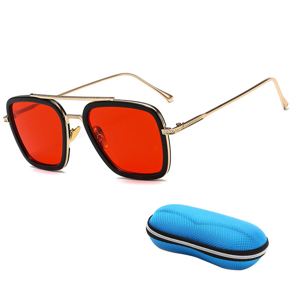 Amazon.com: Gafas de Sol Polarizadas Deportes HD,Iron Man ...