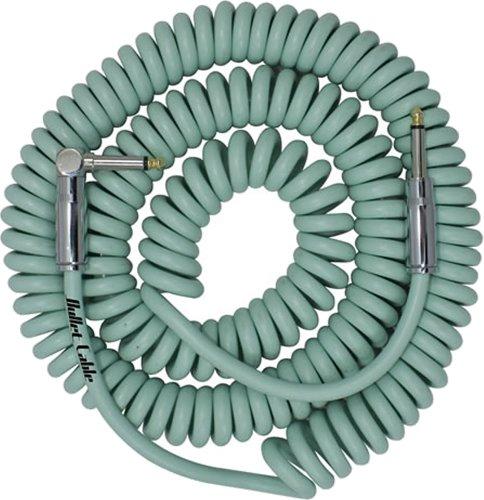 - Bullet Cable Electric Guitar Electronics, Seafoam Green (BC-25CCSEA)