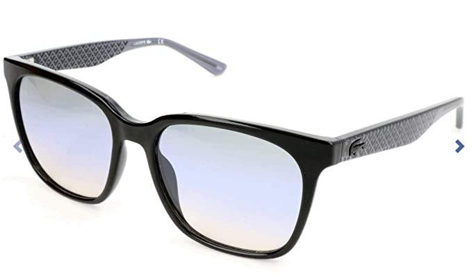 ef4886fd8312 Amazon.com  Lacoste Women s L861s Square Petite Pique Sunglasses ...