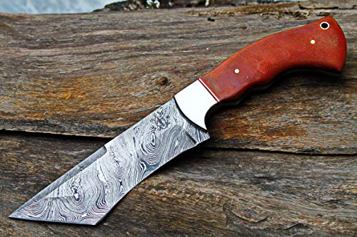 Damascus Blade Handmade 5.6