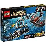 LEGO Superheroes Black Manta Deep Sea Strike Building Set 76027