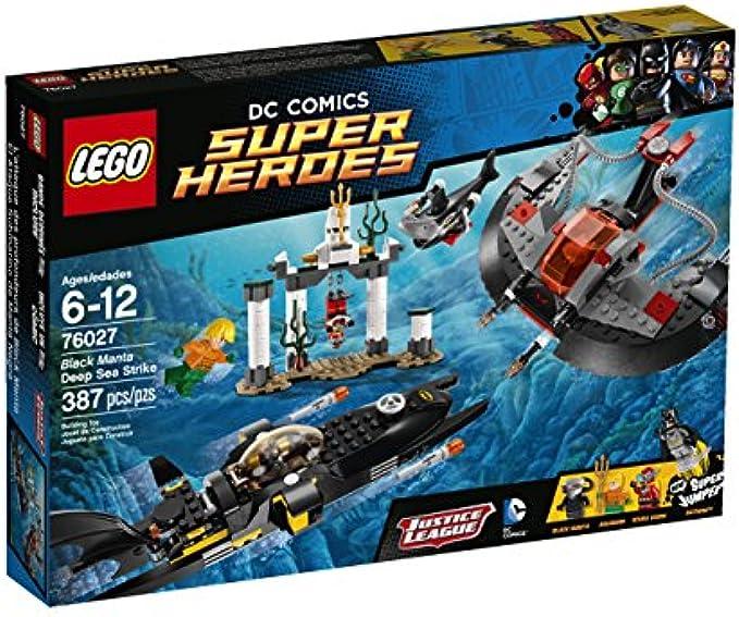LEGO Superheroes  76027 שביתה במעמקי הים