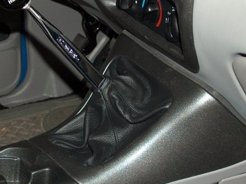 Amazon.com: RedlineGoods Ford Explorer 1995-01 bota/funda para palanca de cambios (FXII/Hurst) de: Automotive