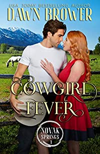 Cowgirl Fever by Dawn Brower ebook deal