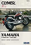 Yamaha: V-Star 650, 1998-2004 (Clymer Motorcycle Repair)