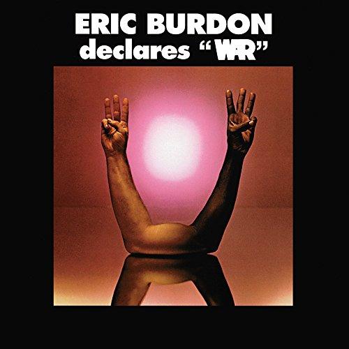 Eric Burdon Delcares WAR ()