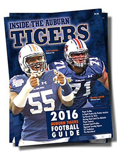 Best Price for Inside the Auburn Tigers Magazine Subscription