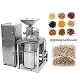 Salt Coffee Chili Grinder Cocoa Bean Grain Wheat
