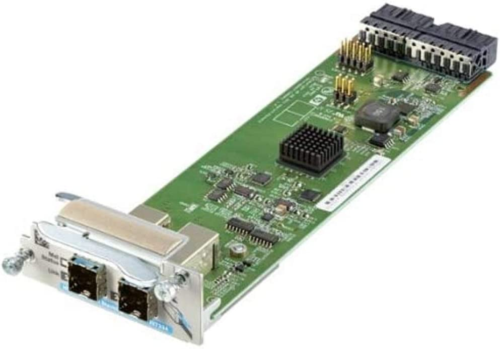 HP 2920 2-Port Stacking Module Laptop Computer Network Card Adapters (J9733A#ABA)