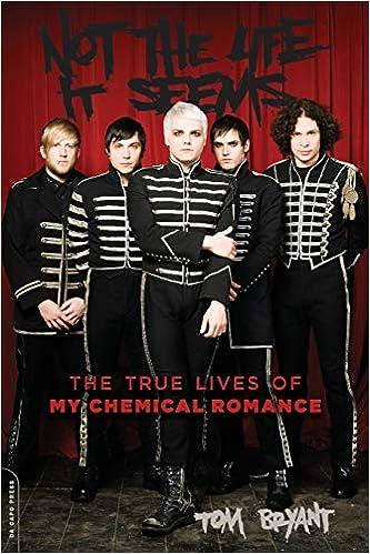 My Chemical Romance Tour >> Not The Life It Seems Tom Bryant 9780306823497 Amazon Com Books