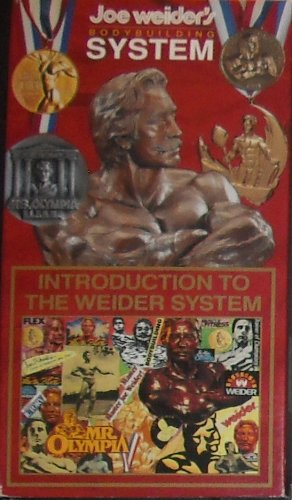 Introduction to the Weider System [VHS]