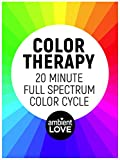 Color Therapy - 20 Minute Full Spectrum Color Cycle Meditation
