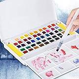 Artify Watercolor Field Sketch Set - 48 Assorted