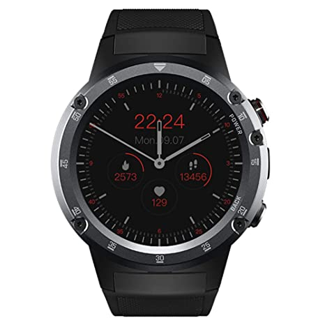 Amazon.com: Zeblaze Thor 4 Plus 4G Global Bands SmartWatch ...