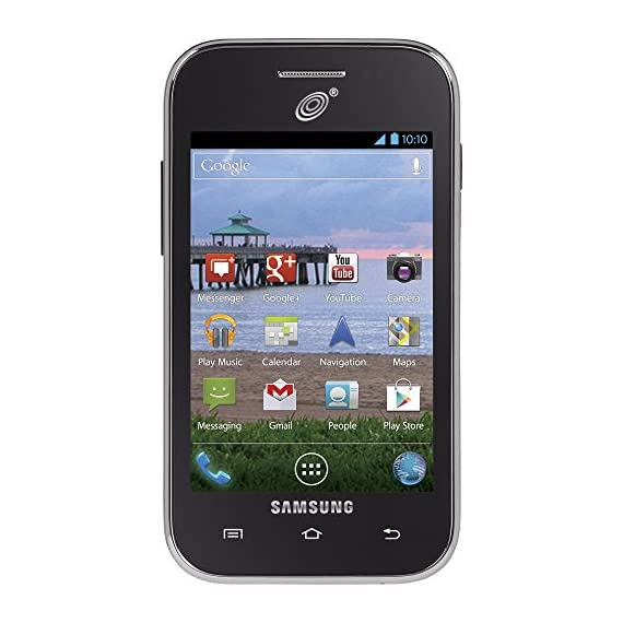 Samsung galaxy centura android prepaid phone (tracfone) 1