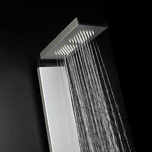 VALENTIN-Columna de ducha, color crema VALENTIN 51720000000 ...