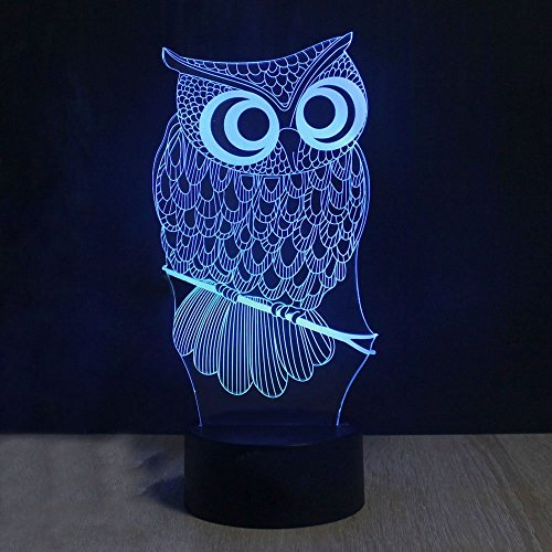 3D-Night-Light-Owl-Illusion-LED-Desk-Table-Lamp-7-Color-Touch-Lamp-Family-Holiday-Gift-Home-Office-Childrenroom-Theme-Decoration-Kiddie-Kids-Children-gift