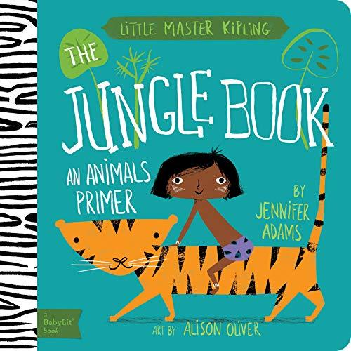 The Jungle Book: A BabyLit® Animals Primer (BabyLit Primers)