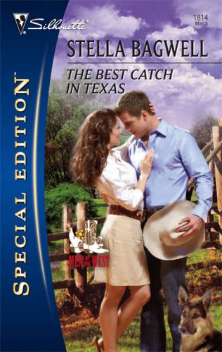 book cover of The Best Catch In Texas