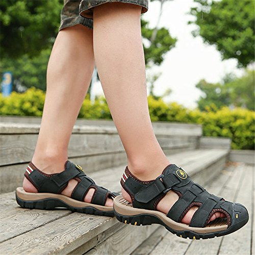 Leather Slippers Beach Slippers Yao Leather Yao Yao Beach a7fx1E