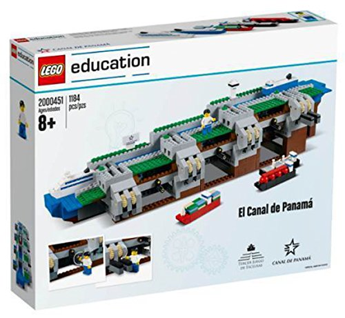 Canal Set - Lego Education Panama Canal Set 2000451