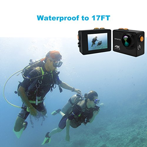 Buy sport camera full hd waterproof