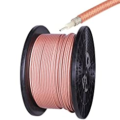 Eightwood RG400 M17/128 Double Copper Br...