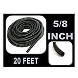 Amazon.com: Wire Loom Black 20\' Feet 1/2\