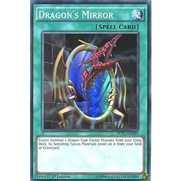 Dragon/'s Mirror DPRP-EN028 X 3 Mint YUGIOH Cards Rare
