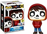 NEW! EXCLUSIVE Funko POP! Disney Pixar: Coco 3.75 inch Vinyl Figure - MIGUEL - Glows in the Dark, Toys R Us Exclusive, Perfect for any Coco Fan!