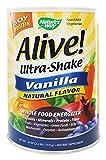 Alive! Ultra-Shake Soy Protein 34 oz 2.2lb