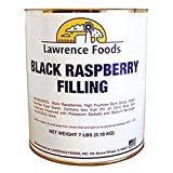 Whole Black Raspberry Filling 6 no.10 Can 10 Can