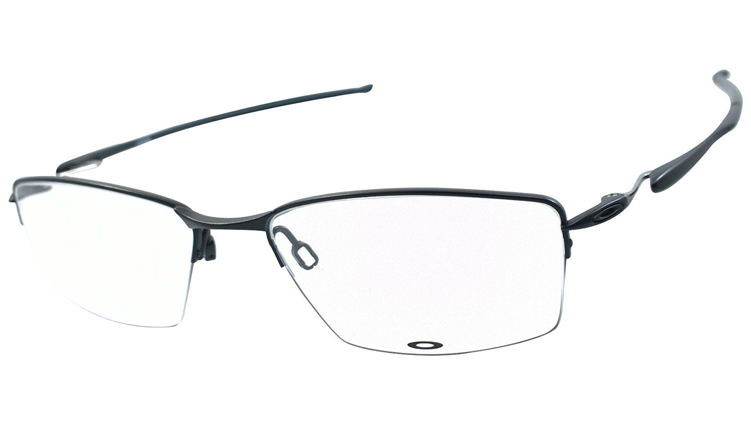 1c4cbea36c Oakley Ox5113-0154 Lizard 100% Authentic Men s Eyeglasses 54mm Satin Black   Amazon.in  Sports