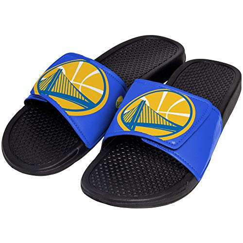 Flip Team Flops (FOCO NBA Unisex - Big Logo Slide Flip Flops Sandals)