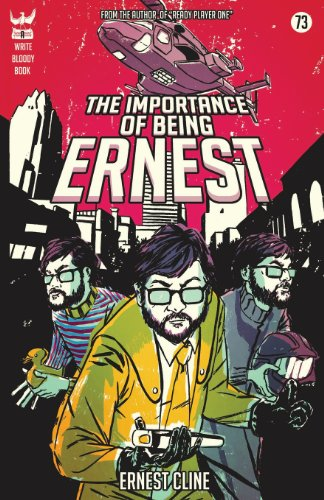Book cover from The Importance of Being Ernestby Ernest Cline