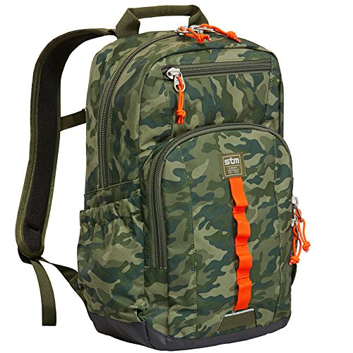 STM Bags STM-111-088M-36 Velocity Trestle Backpack 33 cm (13 Zoll) grün/camo Camo Grün YhqHPszmQ