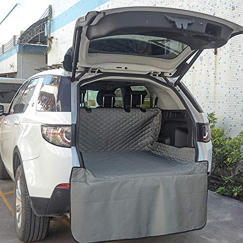 Milopon housse voiture chien protection coffre voiture chien Tissu oxford imperm/éable housse de siege