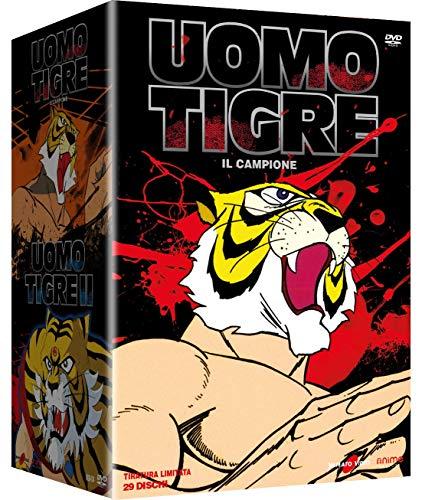 Uomo tigre-la serie completa-esclusiva amazon (box set) (29 dvd) B07WBT91ZM