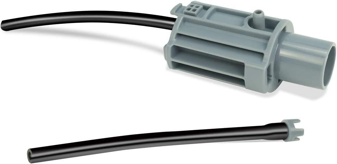 TurbClean Replacement Adapter for Philips Respironics DreamStation and System One CPAP Machines, Compatible with SoClean CPAP Cleaner and Sanitizer Machines