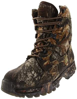 Wolverine Men's King Caribou III 8-Inch Hunting Boot,Mossy Oak Gore,10 M US