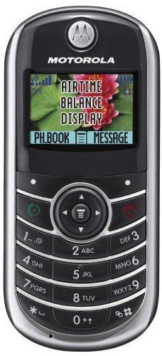 Motorola C139 No Contract Tracfone
