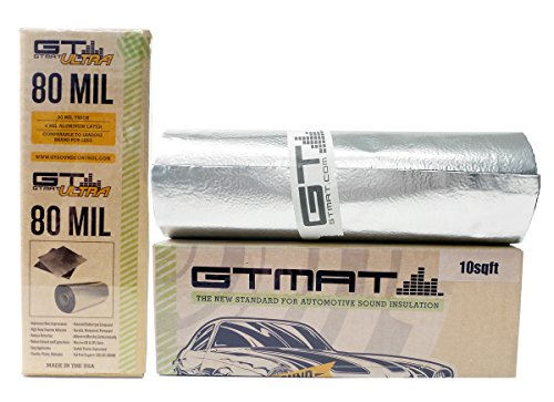 10-sqft-gtmat-ultra-80mil-roll-12-x-10-car-truck-panel-deck-door-automotive-audio-sound-deadener-dea