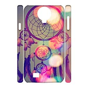 taoyix diy Colorful Dream Catcher 3D-Printed ZLB528990 Custom 3D Cover Case for SamSung Galaxy S4 I9500