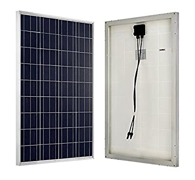 Best Cheap Deal for ECO-WORTHY 2pcs 100w Poly Solar Panel by ECO-WORTHY - Free 2 Day Shipping Available