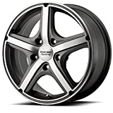 "American Racing Custom Wheels AR883 Maverick Anthracite Wheel With Machined Face (16x7""/5x100mm, +40mm offset)"
