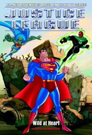 Wild at Heart (Justice League (TM)) pdf