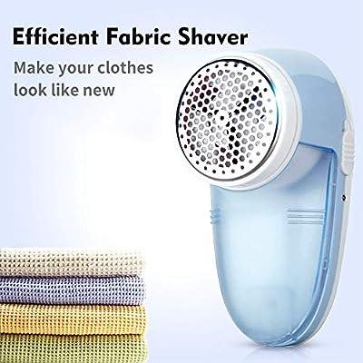 Fluff Fuzz Sweater Shaver Fabrics Remover Handheld Portable Pile Powder Lint