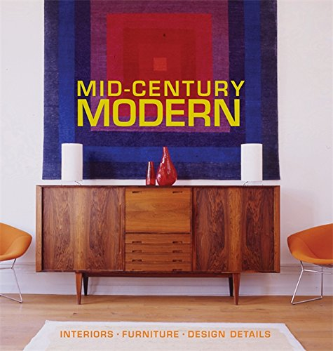 Price comparison product image Mid-Century Modern: Interiors,  Furniture,  Design Details (Conran Octopus Interiors)