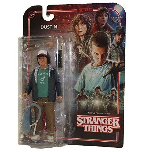 "Dustin  McFarlane 7"" Action Figure"